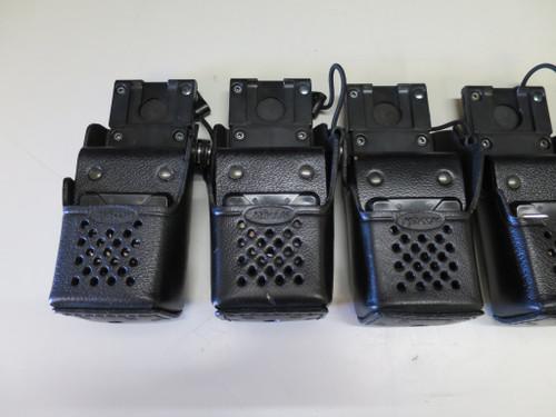 Macom Two-Way Radio Holster KRY 101 1639/2 R2A Swivel Belt Hook Lot of 6