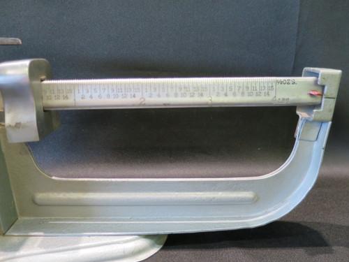 Vintage Triner 4lb Beam Scale