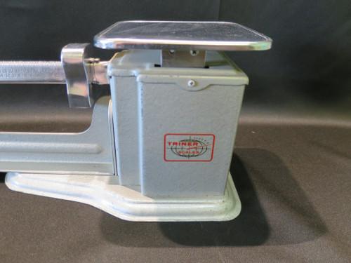 Vintage 1970 Triner 4lb Beam Scale
