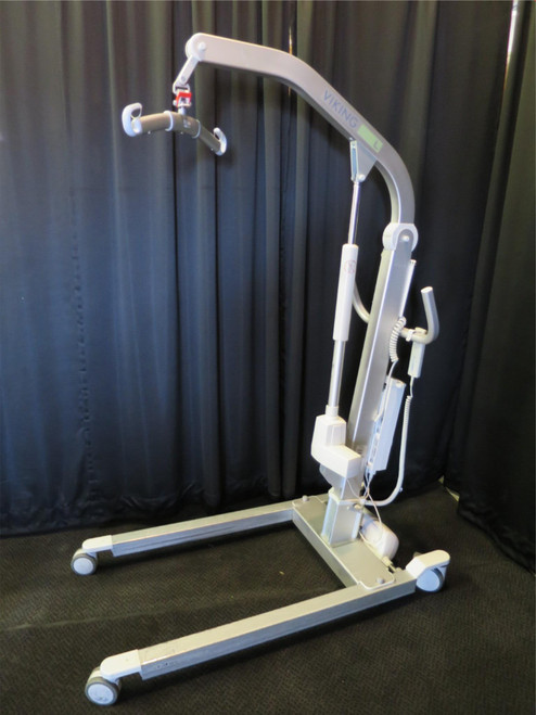 Electric  Patient Lift 550lbs Capacity  Liko Viking L #4