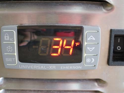 Under Counter Medical Lab Refrigerator Follett REF4-ADA #2