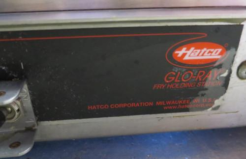 Hatco GloRay Fry Holding Station GRFHS-PT26