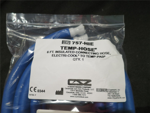 Gentherm CSZ Electri-Cool 6' insulated connection hose 757-HIE