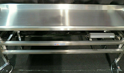 CSI Jewett Morgue Stretcher Cadaver Carrier CCT3687