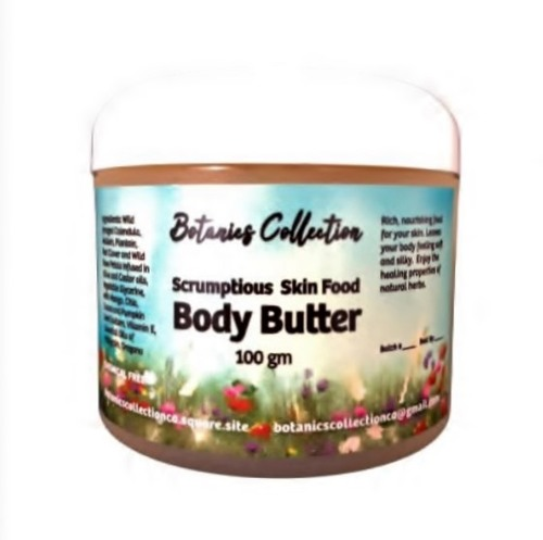 Scrumptious Body Butter