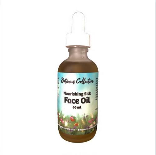 Nourishing Silk Moisturizing Skin Oil