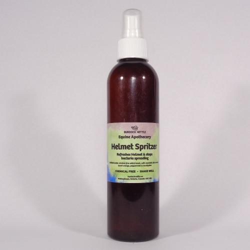 240-gram Spray bottle of all-natural helmet refresher spray