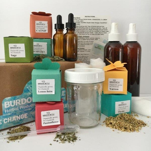 Do it yourself kit to make health products for dogs Canine