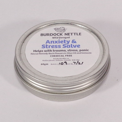 Anxiety and Stress Salve