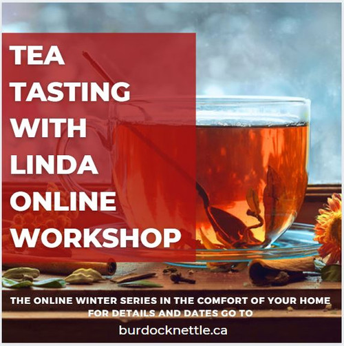 This workshop will look at the 5 categories of tea, the history and the complexities of how tea becomes tea.