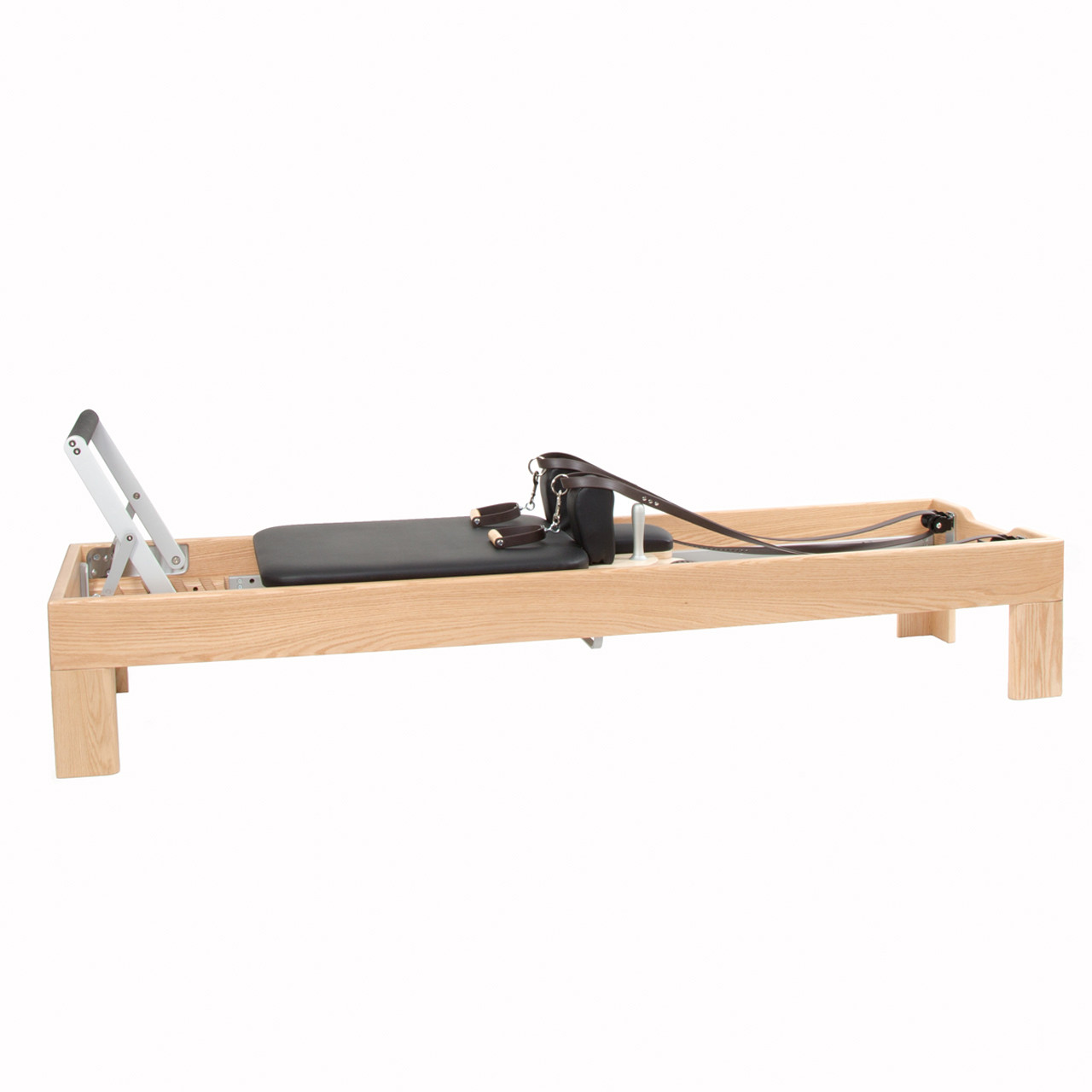 Artistry™ Reformer with Vegan Straps Refurbished, Oak