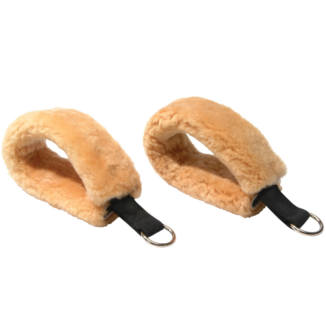Sheepskin Foot Loops