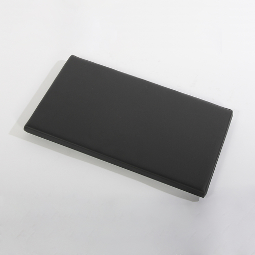 Flat Foot Plate, Black Refurbished