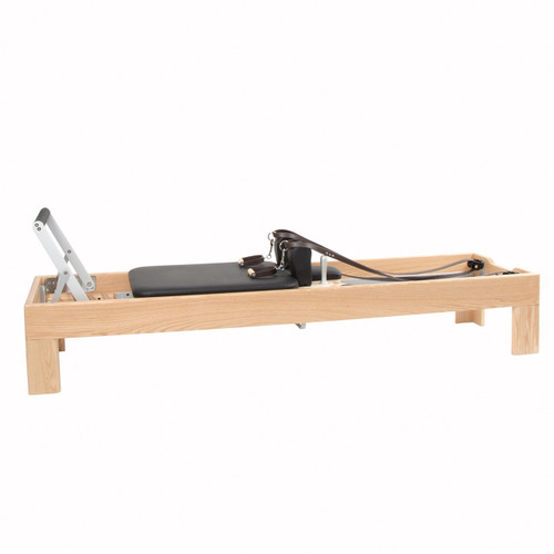 Artistry™ Reformer with Vegan Straps Refurbished, Beechwood