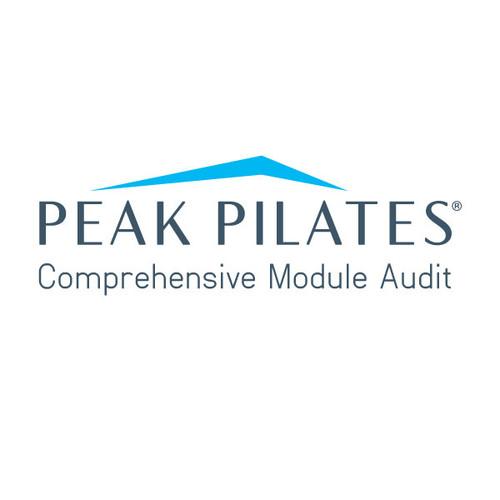 Peak Pilates® Comprehensive Module Audit
