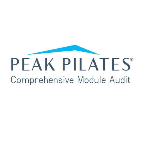 Peak Pilates® Comprehensive Module Audit