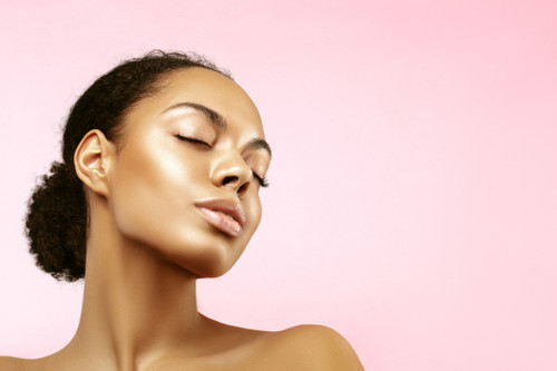 triple milled powders that give a sheer finesunfilled glow apply with a buffer or powder brush to the hi-points of the face where the sun naturally wouldn't hit