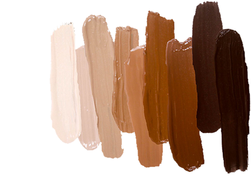 cream based foundation in a compact full coverage matte finish dry skins recommend to use with camera ready to increase slip