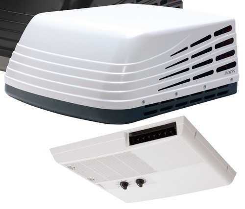 Advent 15k BTU Rooftop AC & Non-Ducted Ceiling Assembly Package RV Camper