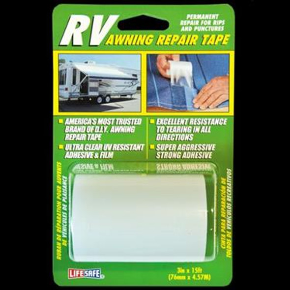 "3""x15' RV AWNING REPAIR TAPE"
