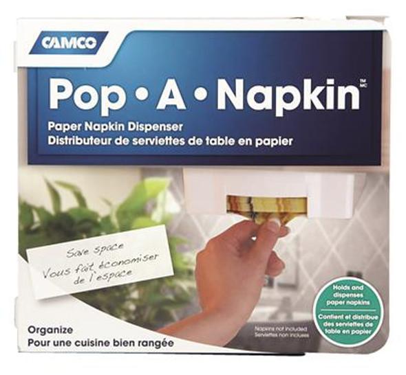 POP-A-NAPKIN WHITE