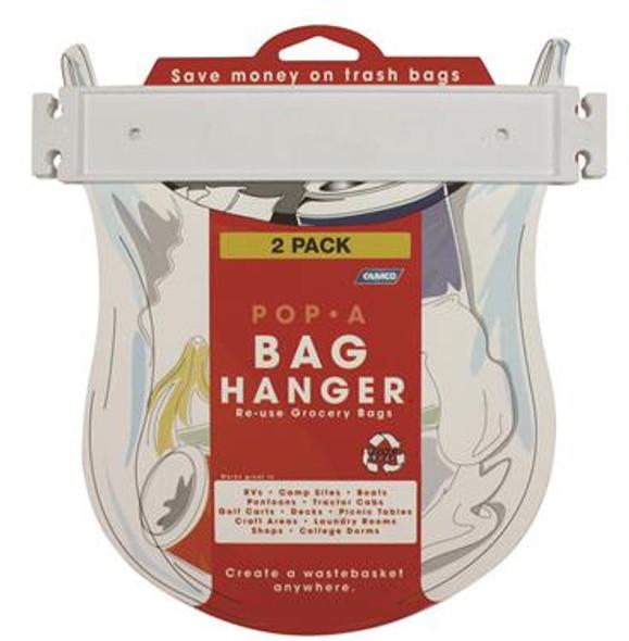 2pk POP-A-BAG HANGER