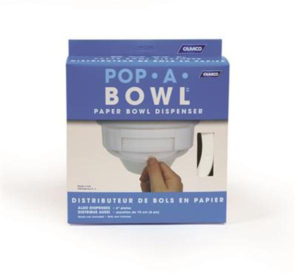 POP-A-BOWL WHITE