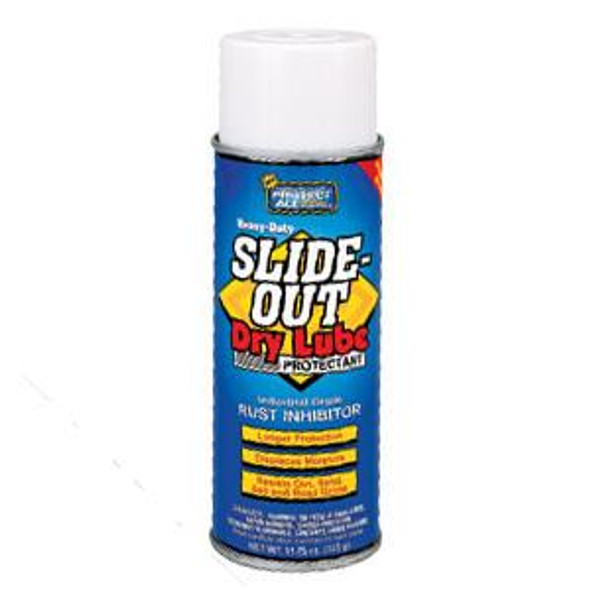 SLIDE-OUT DRY LUBE PROTECTANT