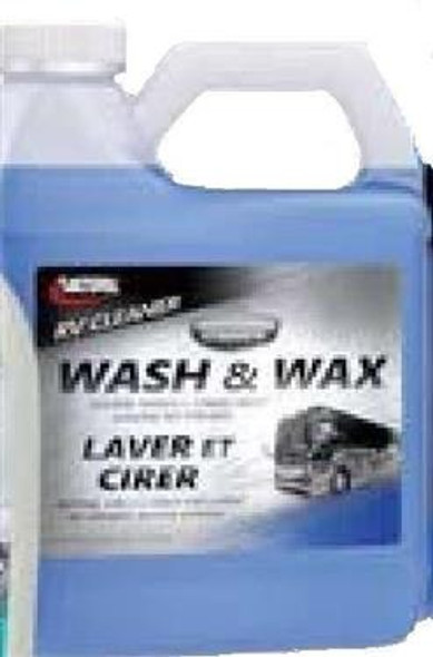 RV WASH & WAX, 32OZ BOTTLE