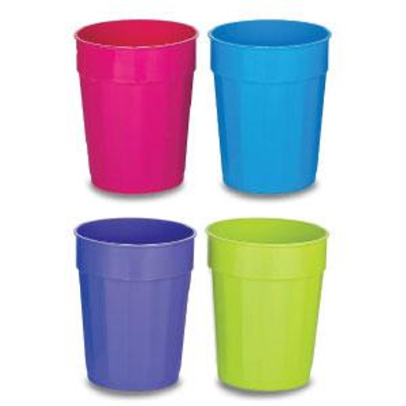 22 OZ.CUP 4PK, ASSORTED C