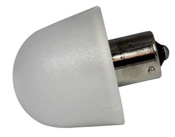 Bayonet Base LED Replacement Bulb; 150 Lumen 12 Volt 3Watt, 3000K; For Savannah Vanity Mirror Light