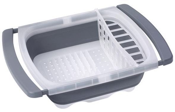 COLLAPSIBLE DISH DRAINER,