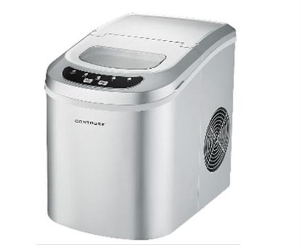PORTABLE ICE MAKER,SILVER