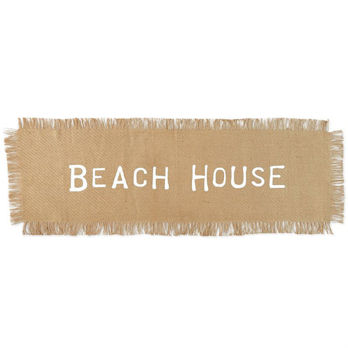 Beach House Jute Runner