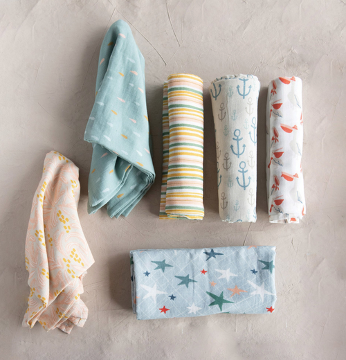 Pattern Swaddle