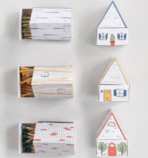 House Matchbox