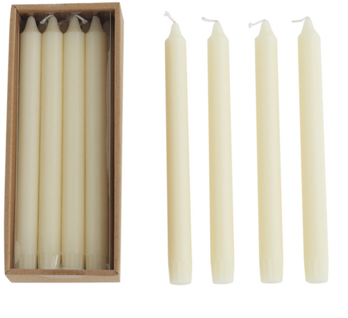 """10"""" Taper Candles"""