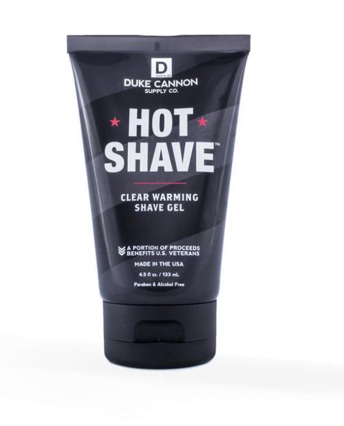 2oz Hot Shave