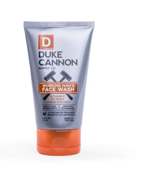 DC Face Wash
