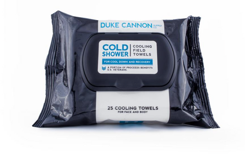 Cold Shower Wipes 15