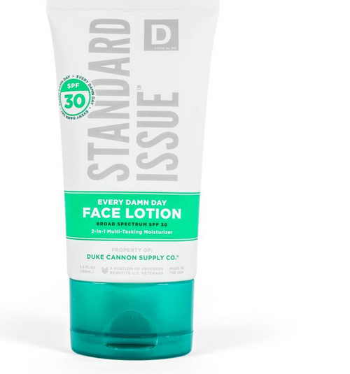 SPF Face Lotion