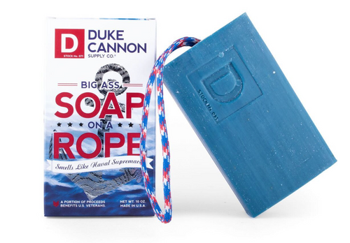 DC Soap on Rope