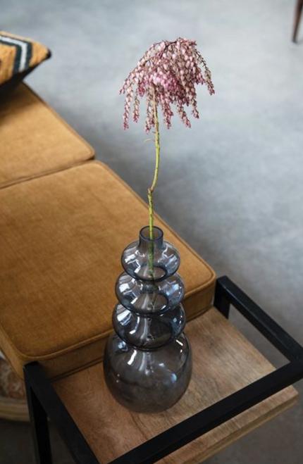 Bubble Glass Vase