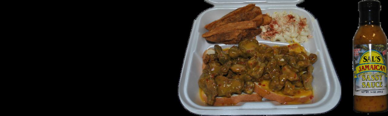 Sal's Jamaican Sassy Sauce