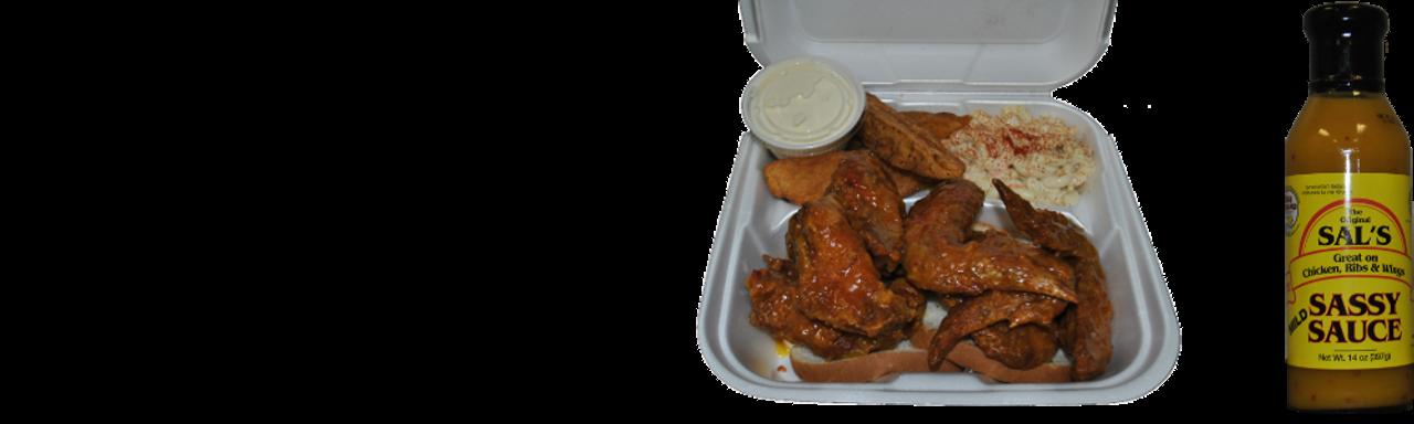 Order Sassy Chicken