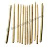 Brush with Bamboo Sugerør i bambus, 12 stk