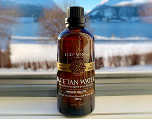 Min store favoritt: Eco-Tan Face Tan Water