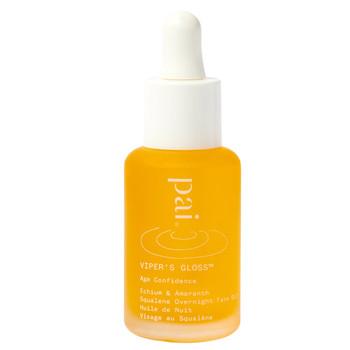 Pai Viper's Gloss gir deg en fulladet dose vitaminer, omegaer og essensielle næringsstoffer som optimaliserer hudens sunnhet og gjenoppretter dens naturlige glød.
