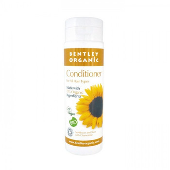 Bentley Sunflower naturlig balsam for alle hårtyper, 250 ml