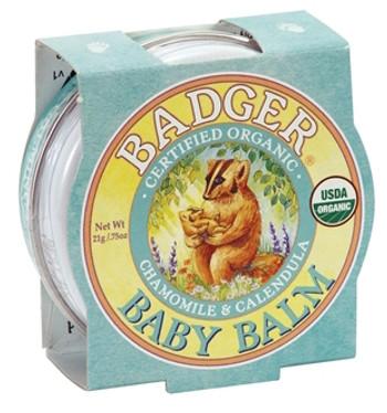 Badger Baby Balm, 21 gr